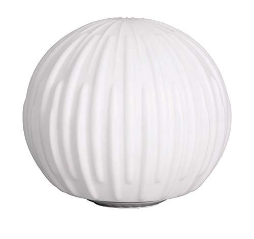 Bonetti 2-in-1 Solar Gartenleuchte Blüte - Schwimmkugel mit LED Beleuchtung/kabellos/schwimmfähig / 8 Farben/optionaler Farbwechsel/Ø 35 cm