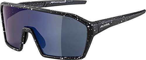 ALPINA Unisex - Erwachsene, RAM Q-LITE Sportbrille, black blur matt, One size