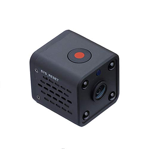 Mini Spy Cameras Hidden 1080P HD Small Portable Wireless Home Security Monitor