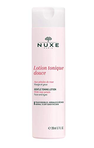 Petales De Rose Gentle Toning Lotion Face and Eyes 200ml