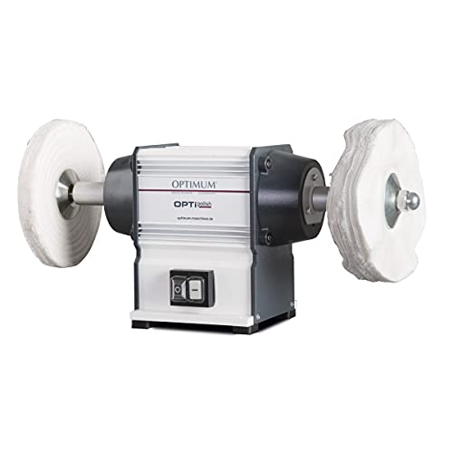 OPTIMUM 3101545 GU 20P Poliermaschine, 400 V