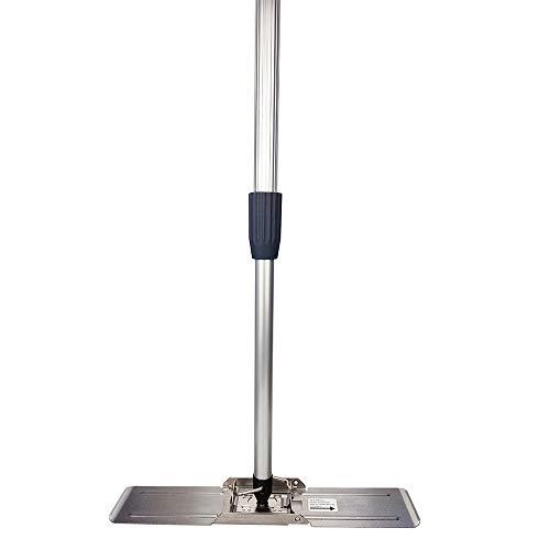 HAKA Bodenwischgerät I 1 Stück I Patentierter, freistehender Teleskopstiel mit Parkfunktion