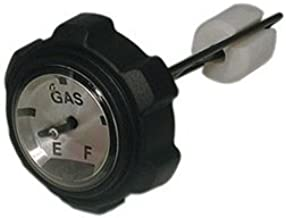 Dixie Chopper Replacement Fuel Cap with Gauge - Replaces 40222