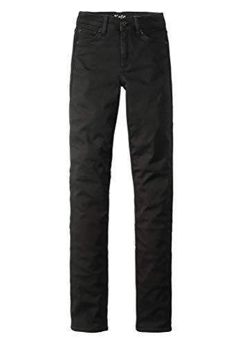 Paddock's Damenjeans Kate Art. 60334-3503, Stretch,Schwarz (Black 6001),48W / 30L