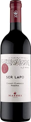 'Ser Lapo' Dedicato a Ser Lapo Mazzei, il Padre del Chianti Classico - Vino Rosso Chianti Classico Riserva DOCG 2017 - Bottiglia 0,75 l