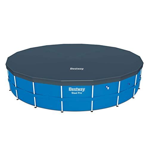 Bestway 58039 Frame Pool Cover, 18-Feet