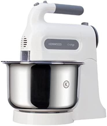 Kenwood Chefette HM680 Hand Mixer with Bowl, White