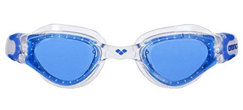 Arena - 1E002 - Lunettes de Piscine - Mixte Enfant - Transparnt (Bleu/Blanc) - Taille Unique
