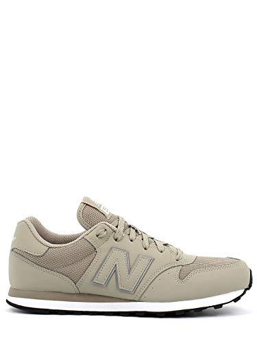 New Balance 500 - GM500TRY - Zapatillas deportivas para hombre, color beige