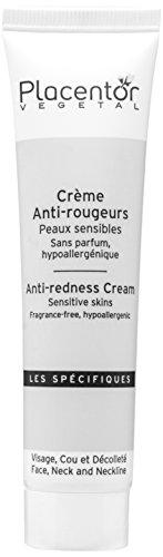 Placentor Végétal Crème Anti-Rougeurs Peaux Sensibles 30 ml