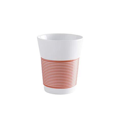 Kahla cupit Becher 0,35 l Magic Grip Coral Sunset Magic Grip Coral Sunset