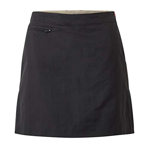 Short-jupe femme UV Tec GILL- GRIS FONCE GRIS FONCÉ 34 (6 UK)