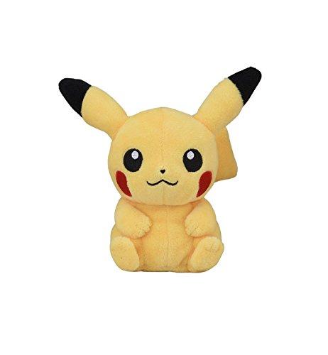 ポケモンセンターオリジナル ぬいぐるみ Pokémon fit ピカチュウ