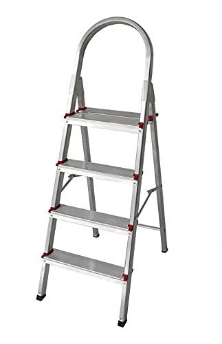Escada Aluminio New Star 4 Degraus