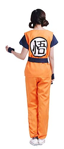 Cosplay Kostüm Dragonball Son Goku Gohan Dragon Ball Super Sayan Logo