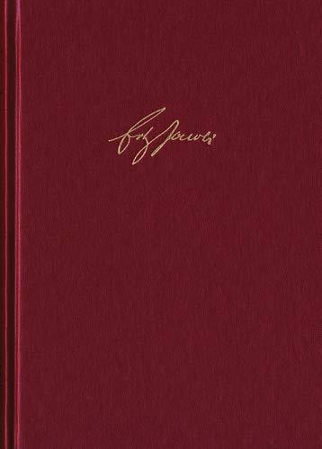Friedrich Heinrich Jacobi: Briefwechsel - Nachlaß - Dokumente / Briefwechsel. Reihe I: Text. Band 12: Briefwechsel 1799-1800: Nr. 3690 – 3987. ... - Dokumente. Briefwechsel. I: Text, Band 12)