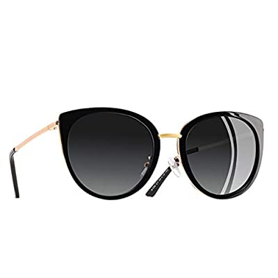 Women Sunglasses Vintage Style Metal Frame Ladies Polarized Sun Glasses Shades Female Eyewear A139