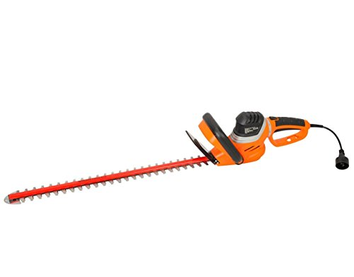 GARCARE Corded Hedge Trimmer 4.8-Amp with 24-Inch...