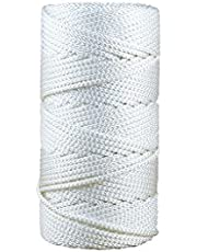 Cofan 08101050 gevlochten polyester touw wit 6 mm x 200 m