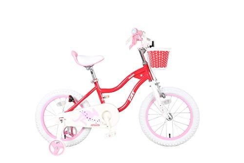 JOEY Mia 16 inch Kid's Bicycle, Pink, Children's Bike