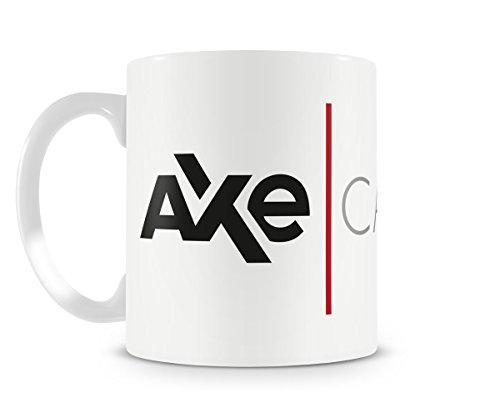 Billions Offizielles Lizenzprodukt Axe Capital Kaffeetasse, Kaffeebecher