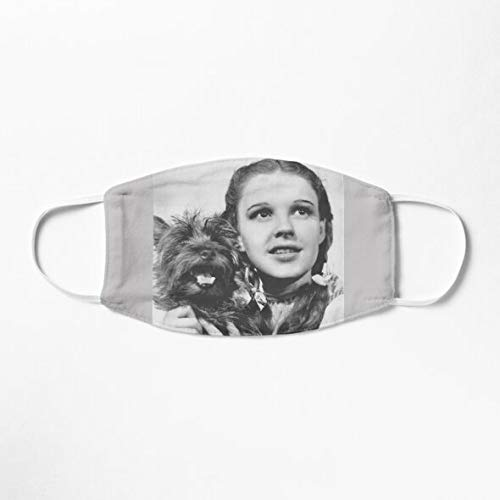 Judy Garland as Dorothy Gale and Terry the Dog as Toto Mask