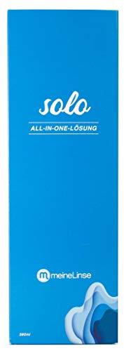 meineLinse (ehemals Oculsoft) Solo All-in-One Lösung 360 ml Pflegemittel für Kontaktlinsen
