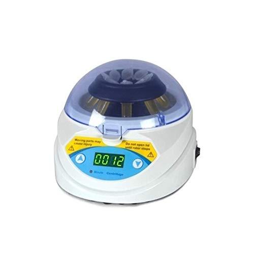 YUCHENGTECH Mini-Zentrifugenlabor Zentrifugalmaschine Mini-4K-Handzentrifuge für 0,2 ml / 0,5 ml / 1,5 ml / 2 ml Zentrifugenröhrchen
