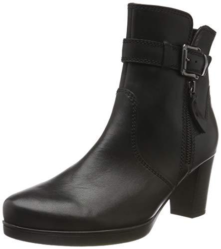 Gabor Shoes Damen Comfort Sport Stiefeletten, Schwarz (Schwarz(Alts/MICR) 67), 37.5 EU