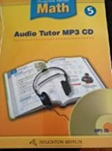 Houghton Mifflin Math: Audio Tutor MP3 Grade 5