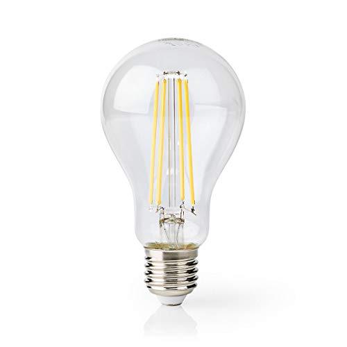 NEDIS Bombilla FILAMENTO LED ATENUA BLE E27 Estilo Retro 12W