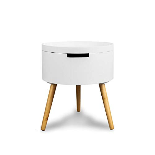 Mesa de centro pequeña Simple, pequeña mesa redonda, sala de estar, teléfono, mesa, dormitorio, mesita de noche, moderna, creativa, simple, mesa de centro pequeñas mesas de centro sala de estar