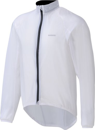 SHIMANO - Chaleco para Hombre, Talla S, Color Transparente