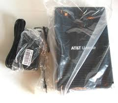 AT&T U-verse Pace 5268AC Gateway Internet Wireless Modem Router with power adapter