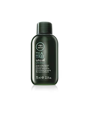 Paul Mitchell Tea Tree Special Shampoo - Cleansing Shampoo für die tägliche Haarwäsche, Haar-Pflege Shampoo für alle Haartypen entfernt Unreinheiten, 75 ml