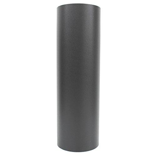 KLS Scheinwerfer Folie (30x100cm) von Finest-Folia Tönungsfolien Tint Rückleuchten Nebelscheinwerfer (KLS83 Schwarz Matt)
