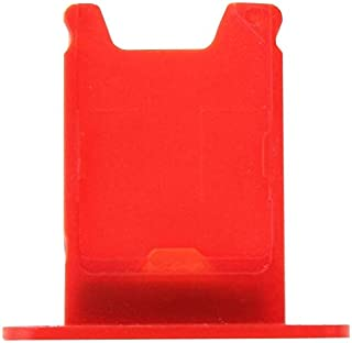 Cell Phone Spare Parts Compatible with Nokia Lumia 920 SIM Card Tray (Color : Red)