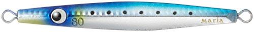 ヤマシタ(YAMASHITA) メタルジグ ルアー ショアブルー EX 127mm 80g イワシ #01H