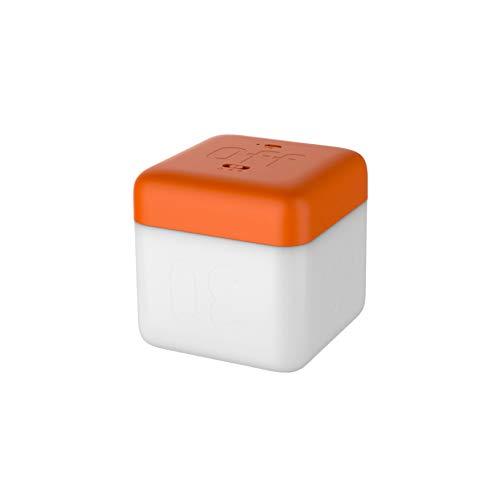 Flip Timed Night Lights Creative Rubik Cube Sleeping