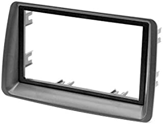carav 11 280 Doppel DIN Autoradio Radioblende DVD Dash Installation Kit für Panda (169) 2003 2012 Faszie mit 173 * 98 mm und 178 * 102 mm