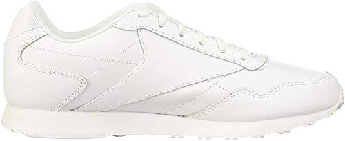 Reebok Royal Glide Damen LX Laufschuhe,Weiß (White/Silver Met 000), 39 EU