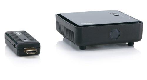 Marmitek GigaView 811 - HDMI extender - HDMI draadloos - Full HD - 1080P - 3D - single room - Breid uw HDMI-kabel uit en maak een draadloze verbinding