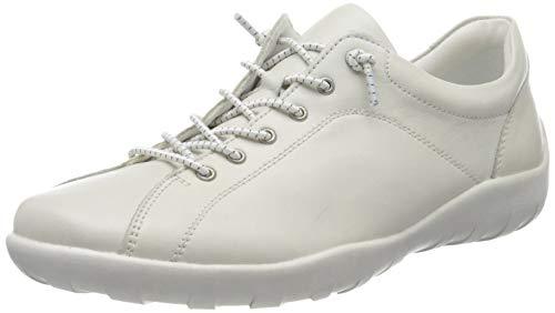 Remonte Damen R3515 Sneaker, Weiß (Bianco 80), 38 EU