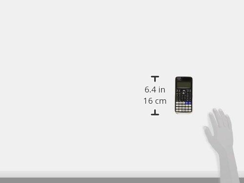 CASIO FX-991EX calcolatrice scientifica - 552 funzioni, doppia alimentazione