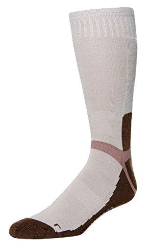 Thibet Wandersocken Hiking Socks, Farben alle:beige, Größe:36-39
