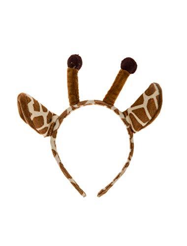 Deiters Haarreif Giraffe mit Hörnern