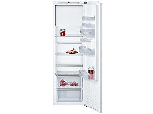 Neff K846A3 Einbaukühlschrank / 177,5 cm / A+++ / Kühlteil: 251 Liter / Gefrierteil: 34 Liter / Flachscharnier