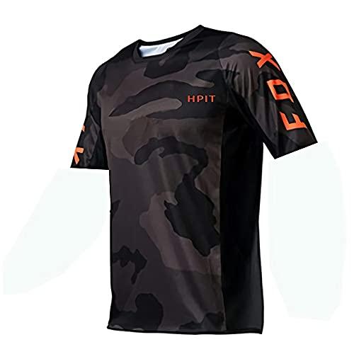 Camiseta de ciclismo de montaña Fast House, camiseta de ciclismo de montaña, equipo de descenso, camiseta de ciclismo de montaña Imagen XXL