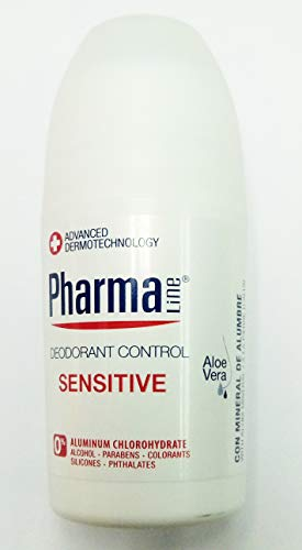 Pharmaline Sensitive déodorant – 50 ml