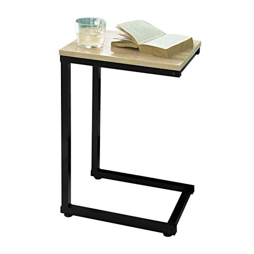 SoBuy® FBT44-N Table d'Appoint Moderne Table Basse Bout de canapé à café